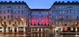 Exterior view of Lux Eleven Berlin-Mitte